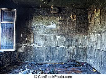 Brennendes Innere