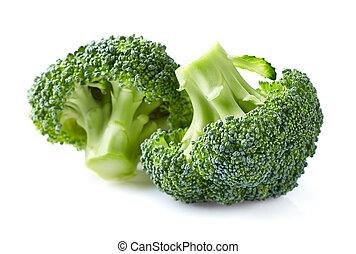 Broccoli kommt näher.