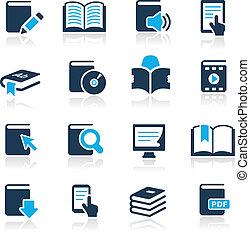 Buch-Ikonen/Azure-Serie