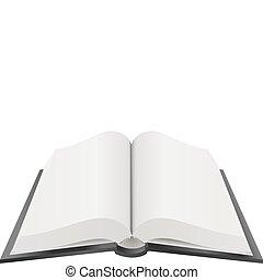 Buch Illustration.