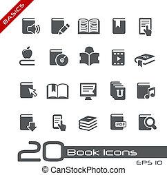 Buche Icons // Basics Reihe.
