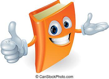 Buchfigur illustriert