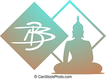 buddha, nett, kunst, symbol
