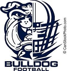 Bulldog Football.
