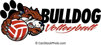 Bulldog Volleyball.