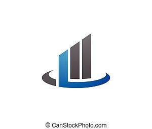 Business Finance Logo.