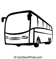 Bussymbol.