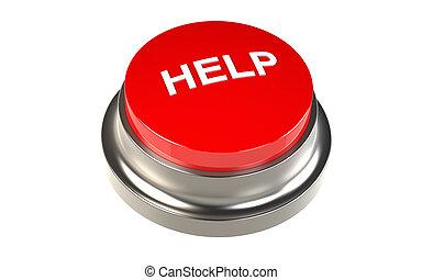 Button um Hilfe