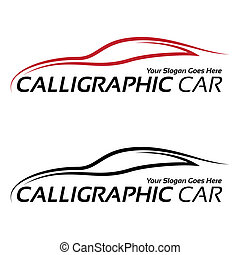 Calligraphische Autologos