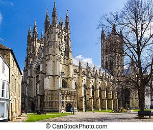 Canterbury Kathedrale.