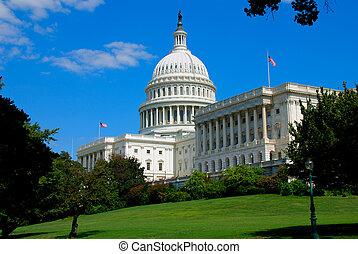 Capitol in Washington DC