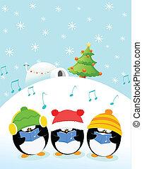 Caroler Pinguine