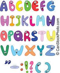 Cartoon-Briefe