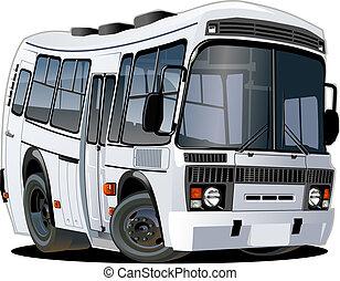 Cartoon-Bus