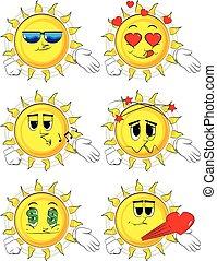 Cartoon Sun hilft.
