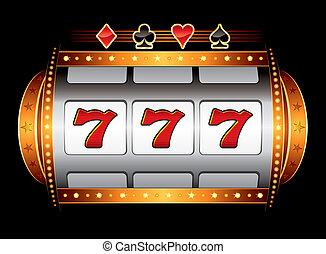 Casino-Maschine.