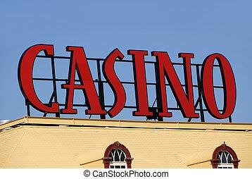 Casino-Zeichen