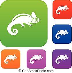 Chameleon Set Sammlung