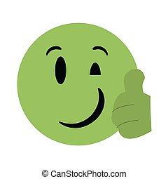 Chat Emoji Emoticon.