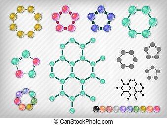 Chemiker-Set