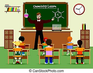Chemistry-Unterricht