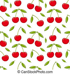 Cherry nahtlos.