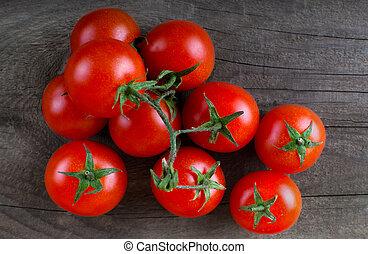 Cherry Tomate.