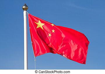 Chinesische Nationalflagge