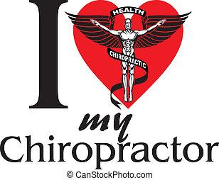chiropraktiker, mein, liebe