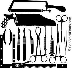 Chirurgische Werkzeuge