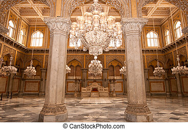 Chowmohalla Palast