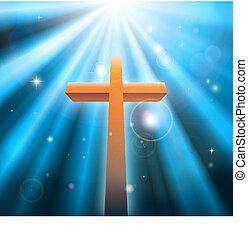 Christenreligionen kreuzen