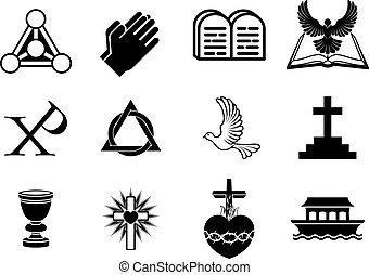 christliche Ikonen