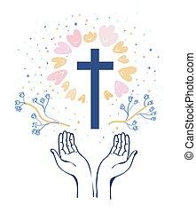 Christliche Religionshinterziehung