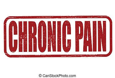 Chronische Schmerzen.