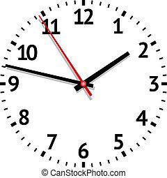 Clock Vektor