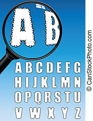Cloud Alphabet