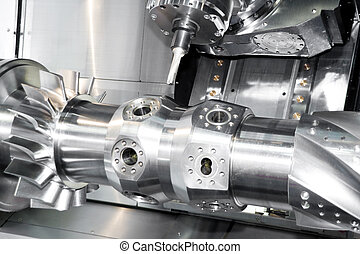 Cnc-Maschinenwerkzeug