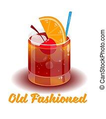 Cocktail altmodisch