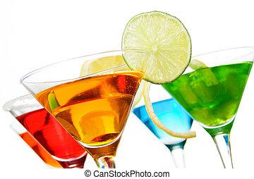 cocktail, getrãnke