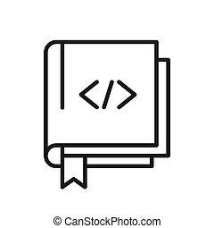 Code-Lernende Illustrationen.