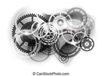 Cog Wheel Industrie
