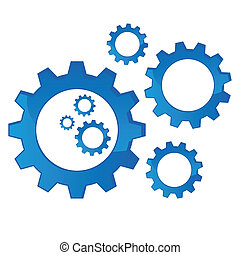 Cogs mechanisch