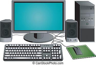 Computer bereit