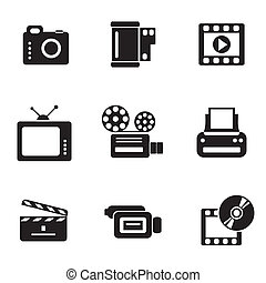 Computer-Fotovideo-Icons.