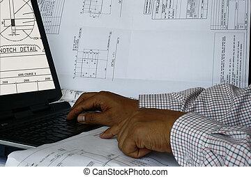 Computer hat Design 2 unterstützt