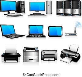 Computerdruckertechnologie