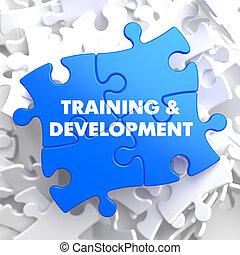 concept., training, development., erzieherisch