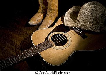 Country-Musik Rampenlicht