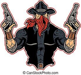 Cowboy Bandit.